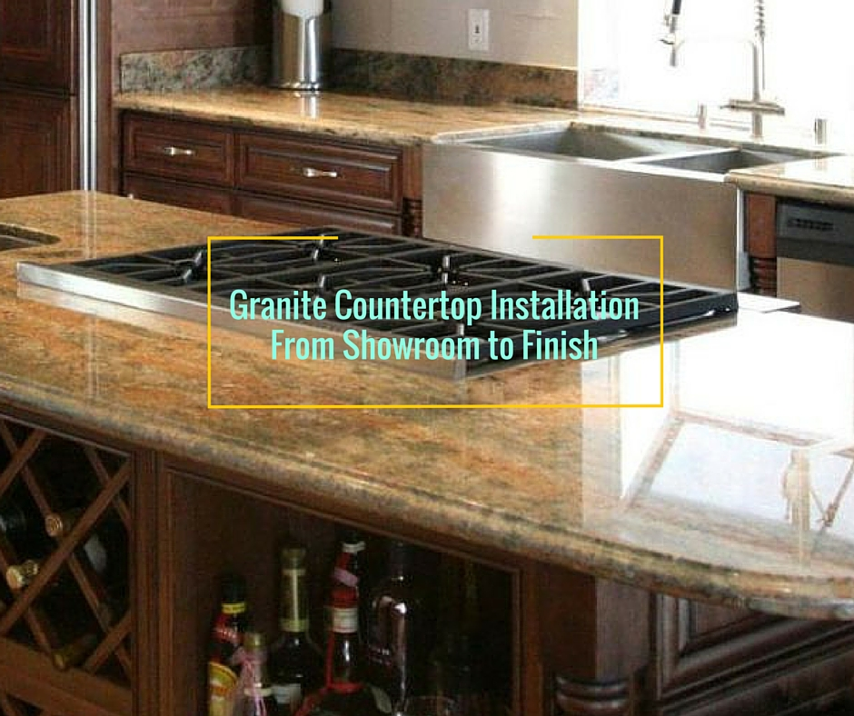 Installing Granite Countertops Boosts Value in New Jersey