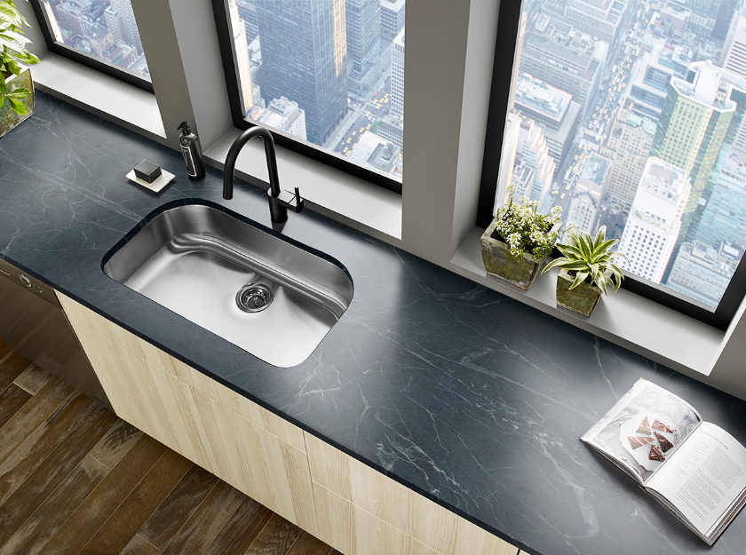 Black Soapstone Countertops