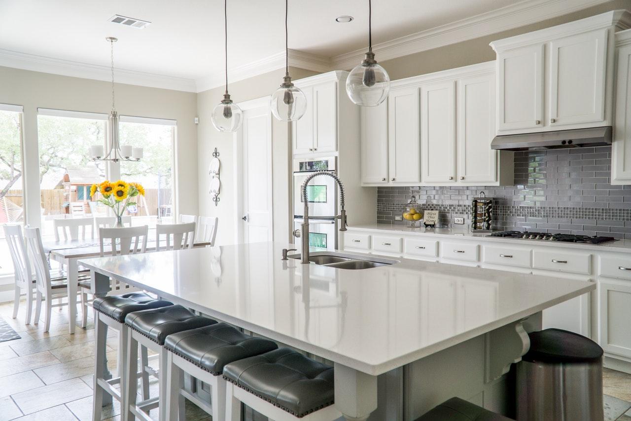 Kitchen Countertop Materials Features