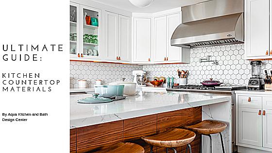 Kitchen Countertop Materials Ultimate Guide