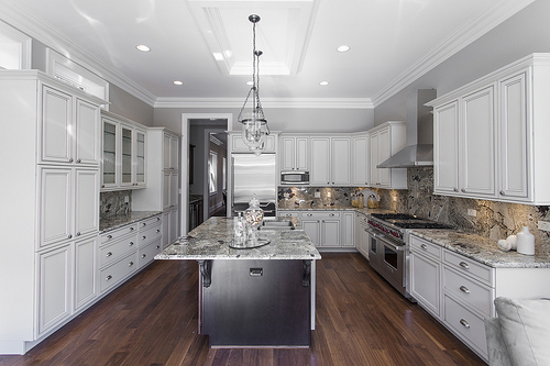Top 4 Benefits of Granite Countertops