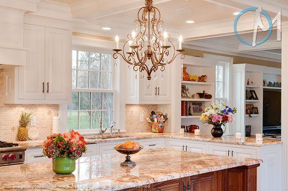 Typhoon Bordeaux Granite – Nature's Piece of Art in a Kitchen | Aqua Kitchen & Bath Design Center