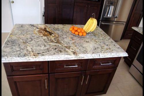 Granite Countertops  Aqua Kitchen & Bath Design Center