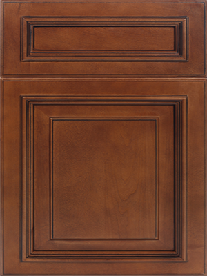 Fabuwood Wellington Cinnamon Kitchen Cabinets Solid Wood