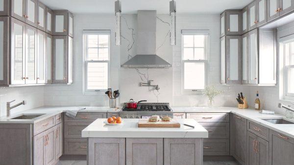 Allure Galaxy Horizon Fabuwood Kitchen Cabinets