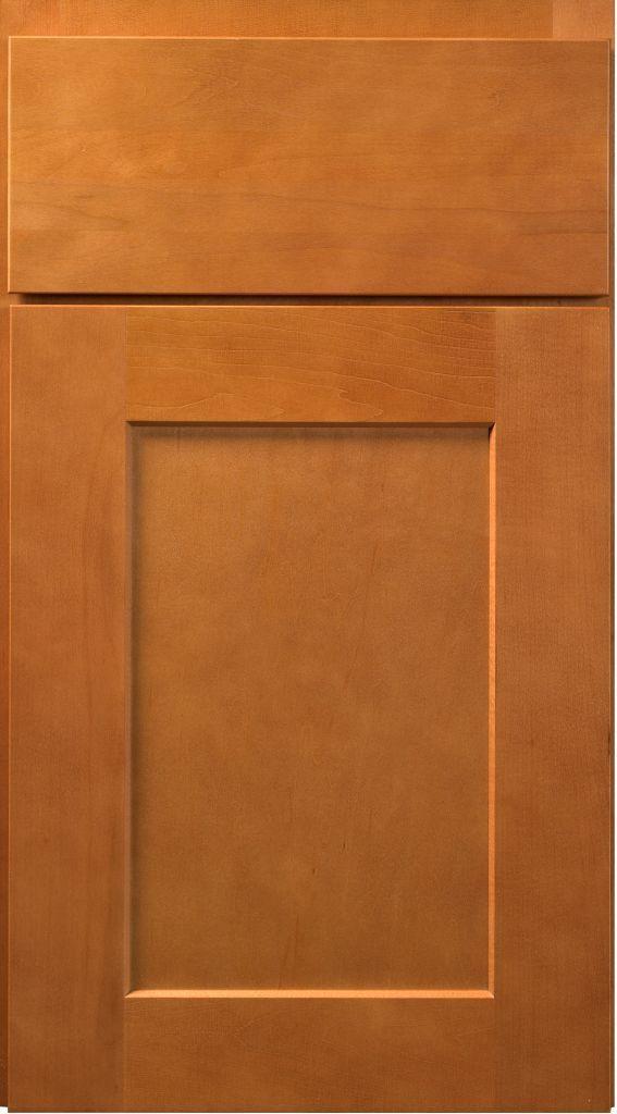 Wolf Dartmouth Honey Kitchen Cabinets