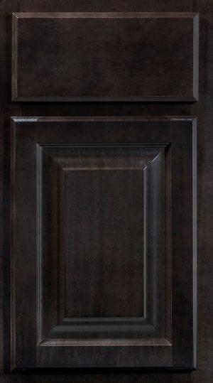 Wolf Saginaw Chestnut Kitchen Cabinets