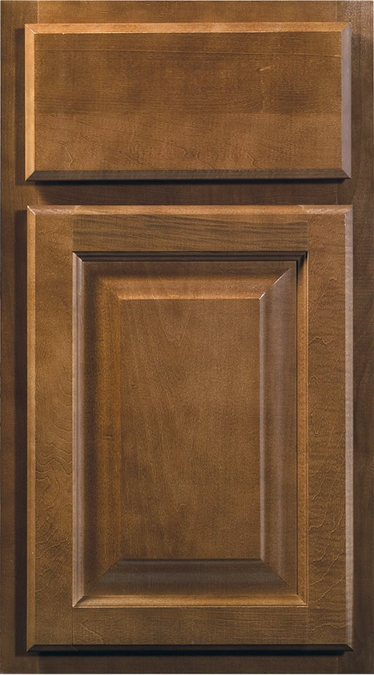 Wolf Saginaw Chestnut Kitchen Cabinets