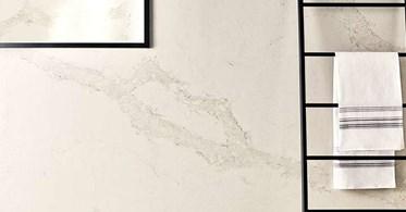Calacatta Nuvo Quartz By Caesarstone Cutting Edge Look At