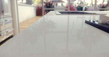 Caesarstone Ocean Foam Quartz Free Installation Amp 100