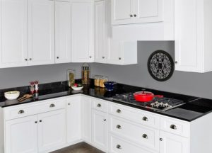 Kitchen cabinets and kitchen countertops Wayne NJ Classic-cabinets-white-wolf