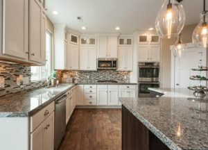 Kitchen cabinets and kitchen countertops Wayne NJ new-caledonia-granite