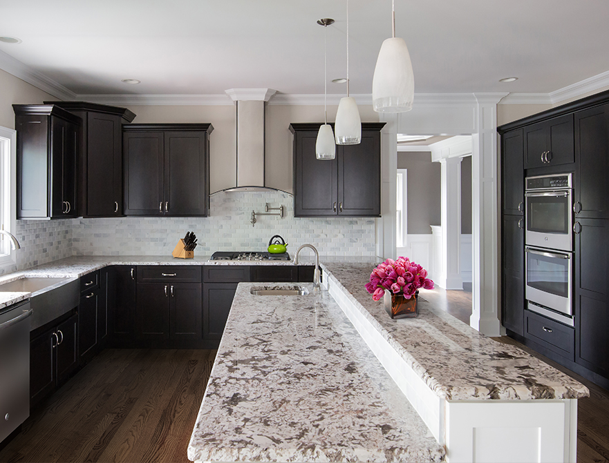 Fabuwood Cabinets for Fabulous Kitchens Galaxy Expresso Kitchen Allure Series