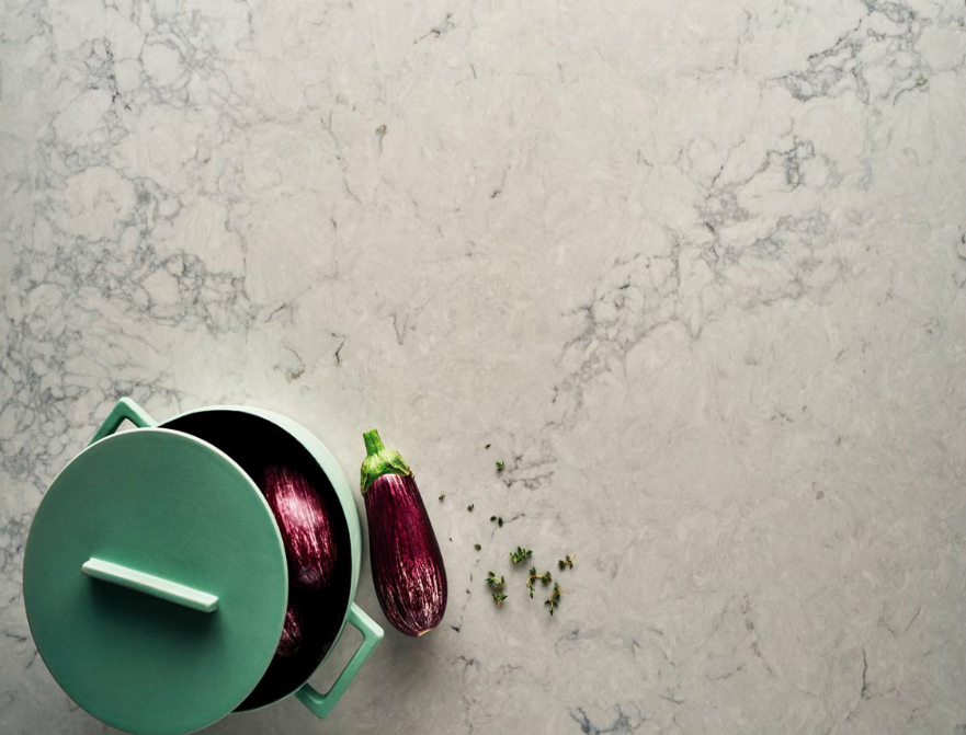 Caesarstone Colors London Grey Quartz