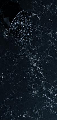 Caesarstone Colors Raven Quartz Detail