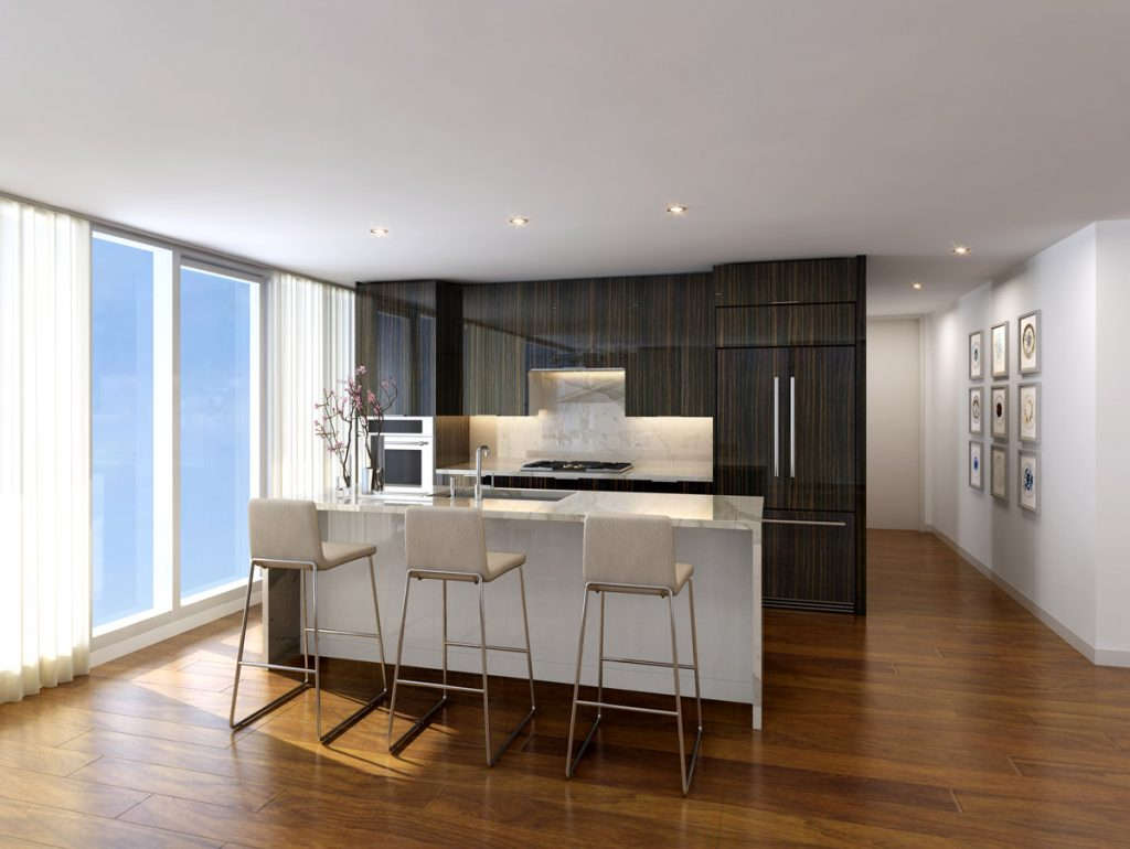 Avora Living Port Imperial 175 Kitchens Installation in Weehawken, NJ