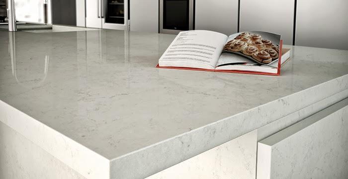 Kitchen Countertops In Avora Port Kitchens: Caesarstone London Grey