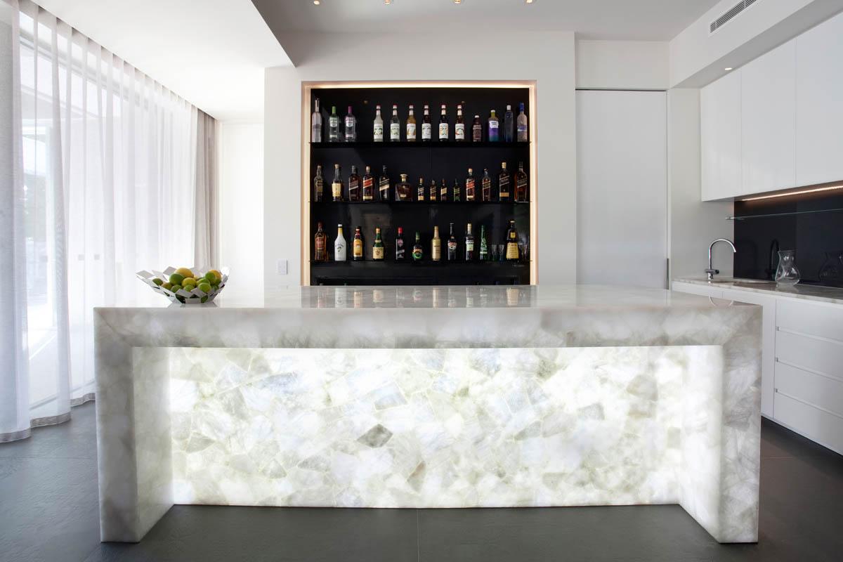 Caesarstone Colors: Puro White Quartz