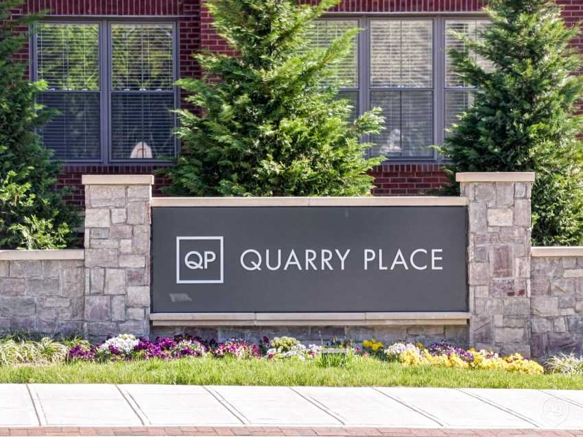 New Caledonia Granite Installation at Quarry Place Tuckahoe, NY