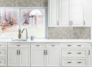 Fabuwood Hallmark Frost Kitchen Cabinets and Kitchen Countertops in Totowa NJ