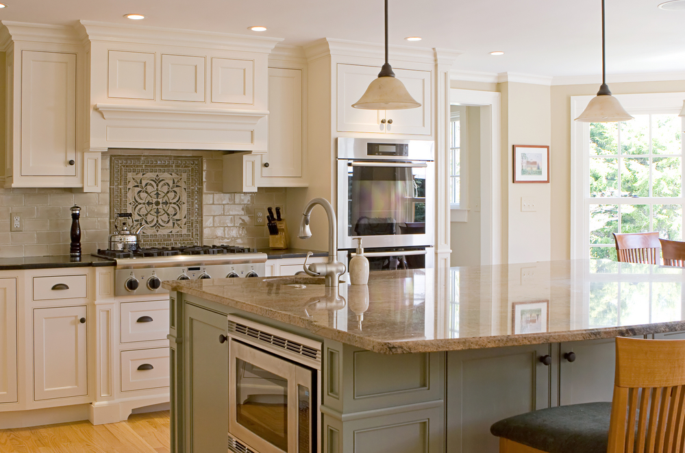 Types of Kitchen Cabinets Semi-Custom