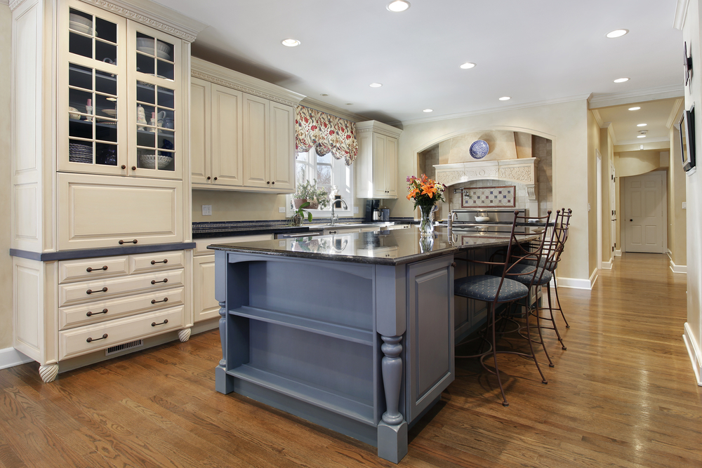 Types of Kitchen Cabinets Custom
