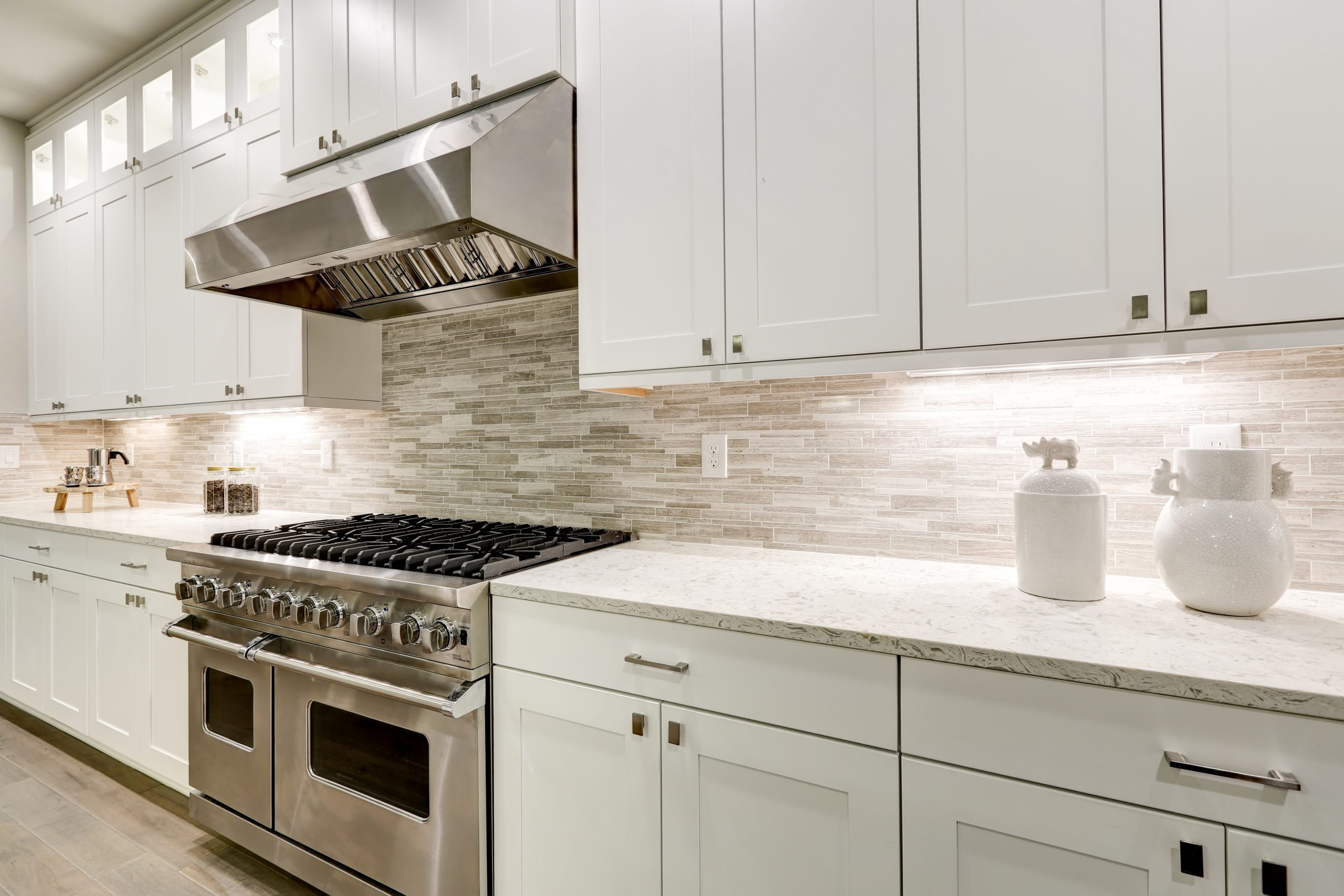 Types of Kitchen Cabinets Stock Cabinets