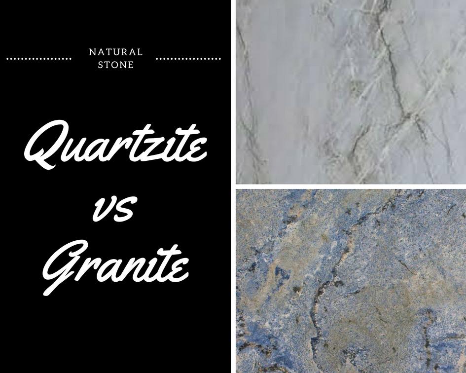 Quartzite vs Granite Aqua Kitchen and Bath Design Center