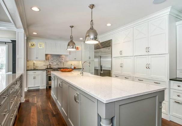 River White Granite Design by Redstart Construction