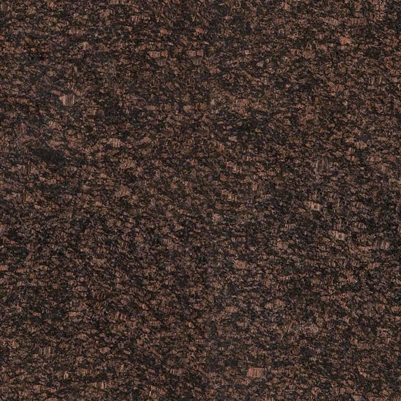Types of Granite Colors: Brown Granite Detail