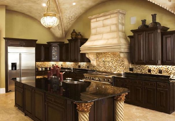 Types of Granite: Black Galaxy Granite Countertops