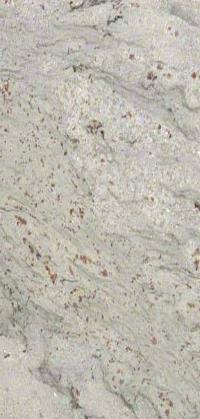Types of Granite: River White Detail