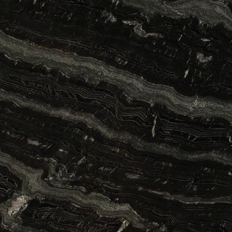 Types of Granite: Black Granite Detail