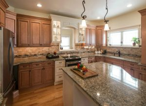 Kitchen Cabinets and Kitchen Countertops Low Prices for Little Falls NJ Homeowners Wellington Spice
