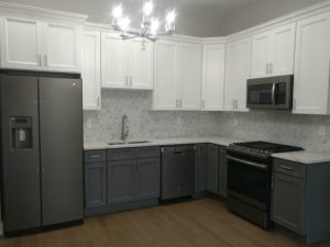Forevermark Cabinets and MSI Quartz Project