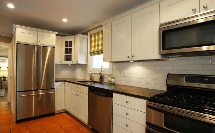 Black Pearl Granite Countertops Kitchen Design