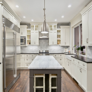 Kitchen Cabinets and Kitchen Countertops