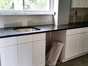 Steel Gray Granite Project