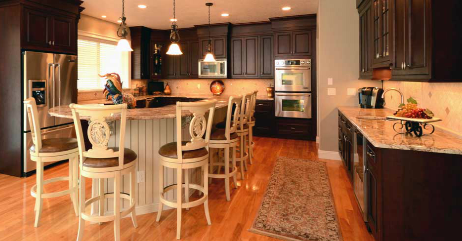 Athens Inset Door Style by Fieldstone Cabinetry