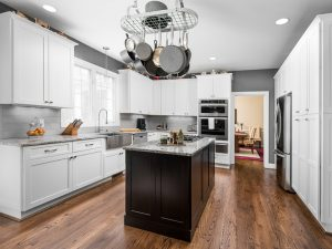 Cedar Grove Kitchen Remodel Fabuwood Cabinets