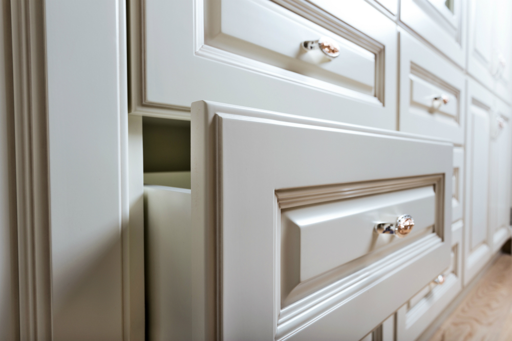 Custom Kitchen Cabinet Drawers