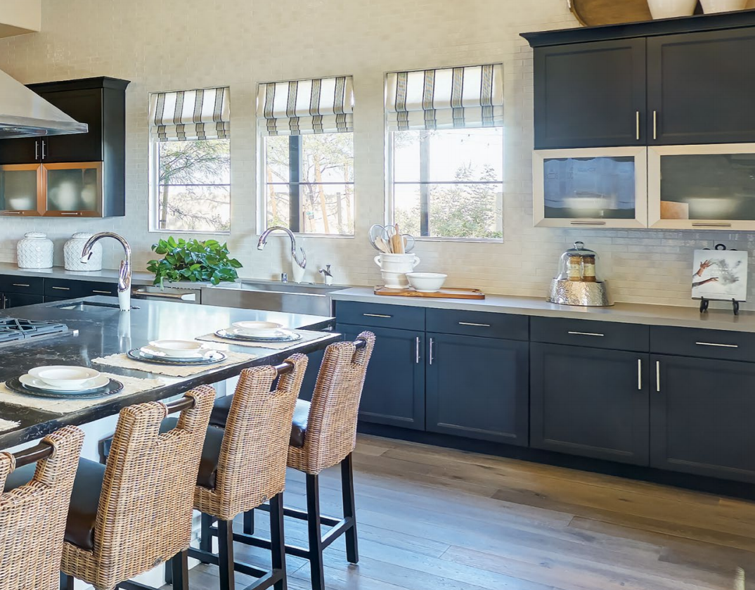 Mid Continent Custom Kitchen Cabinets