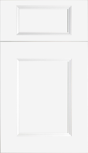 Nexus Frost Stock Kitchen Cabinets Door Style by Fabuwood