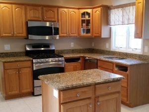 West Caldwell Kitchen Granite Countertop Deals at Aqua Kitchen and Bath Design Center, Wayne NJ