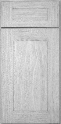Forevermark Nova Light Gray Kitchen Cabinet Door Style