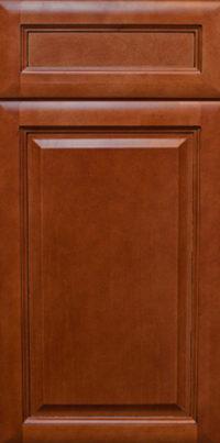 Cinnamon Glaze Forevermark Cabinet Door Style