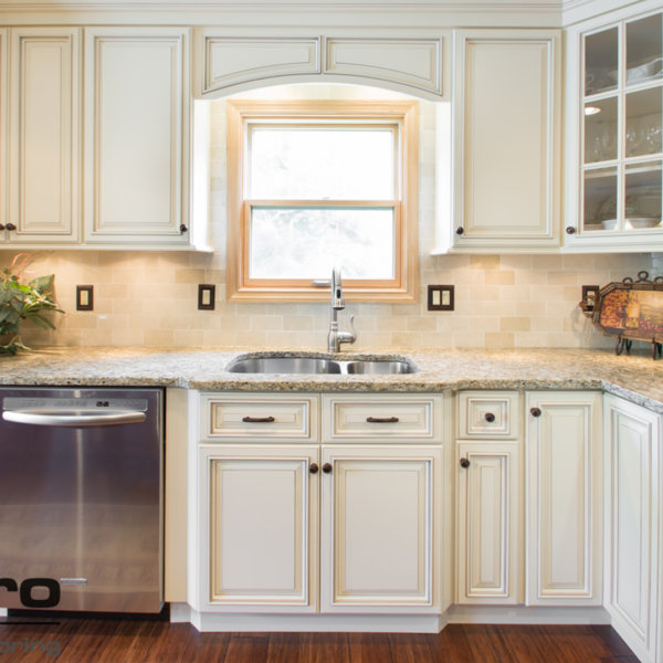 Signature Pearl Forevermark Cabinets Kitchen