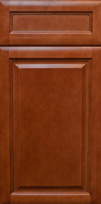 K-Cinnamon Glaze Door Style