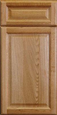 Country Oak Cabinet Door Style