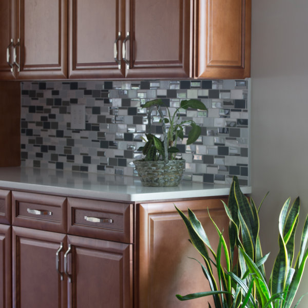 K-Series Cinnamon Glaze Forevermark Cabinets